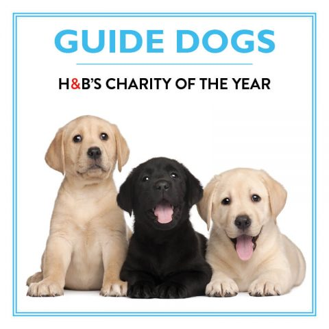 Nominated Charity of the Year